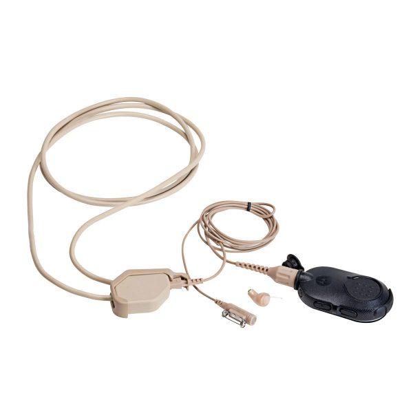 wireless covert earpiece